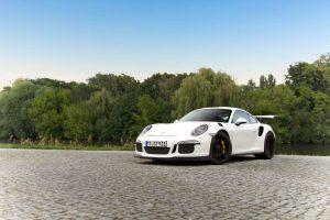 Porsche 911 GT3 berlin vorn