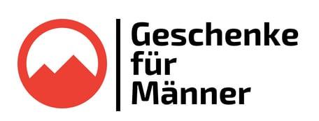 geschenke für männer logo