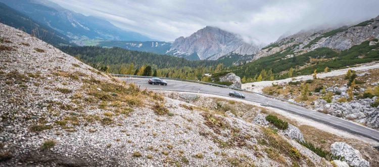 sportwagentour alpen