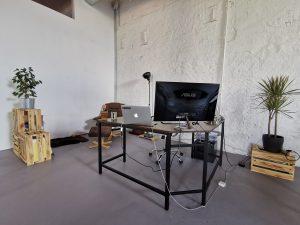 startup loft arbeitsplatz